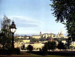 Het Heldenpark in Boedapest