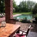 Heerlijke vakantieboerderijen met privézwembad in mooie tuin, hond welkom, Baranya!