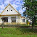 Aanbieding! Woonboerderij (128 m2) met 8 bijgebouwen (258 m2) in Hongarije te koop
