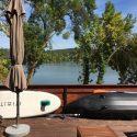 Vakantiehuis met directe toegang tot het meer in Orfu