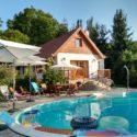Betaalbare luxe vakantievilla's met zwembad, sauna, wifi en speeltuin vanaf €420 per week